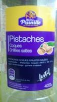 Pistaches Coques Grillées Salées - Produit - fr