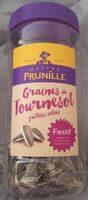 Graines de tournesol grillées salées - Product - fr
