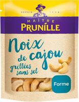 Noix de cajou grillées sans sel - Produit - fr