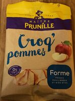 Croq'pommes - Produit - fr