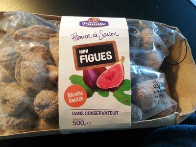 Mini figues - Product