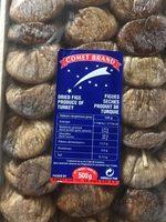 Figues seches baglama n 3 comet - Produit - fr