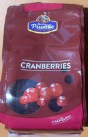 Cranberries - Produit