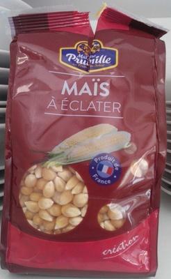 Maïs à éclater - Produit - fr