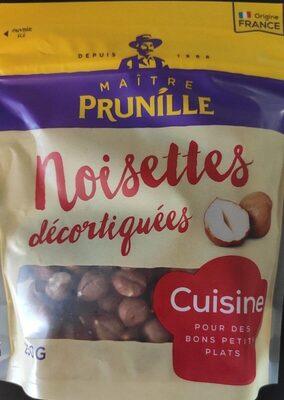Noisettes décortiquées - Produit - fr