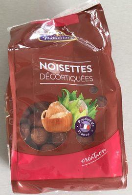 Noisettes décortiquées - Product