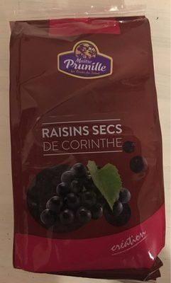 Raisins Secs de Corinthe - Produit
