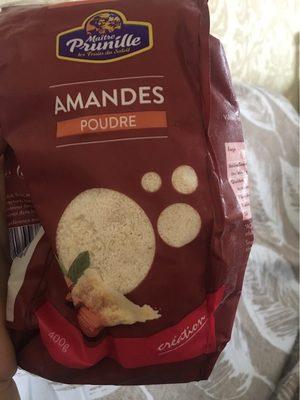Amandes poudre - Produit - fr