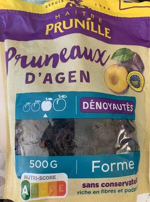 Pruneaux d'Agen dénoyautés - Product - fr