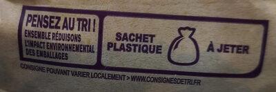 Pruneaux d'Agen dénoyautés - Instruction de recyclage et/ou informations d'emballage - fr