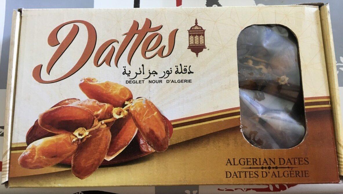Dattes Deglet Nour - نتاج - fr