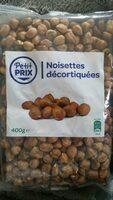 Noisettes Décortiquées - Producto - fr