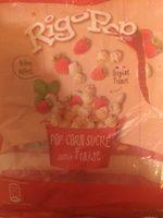 Rigopop Fraise - Produit - fr