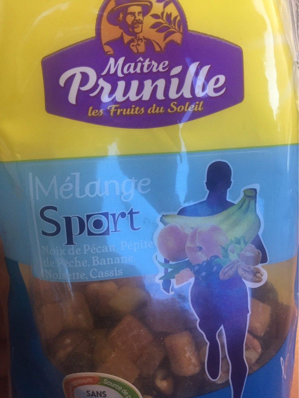 Melange Sport - Produit - fr