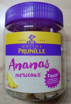 Ananas morceau - Produit - fr