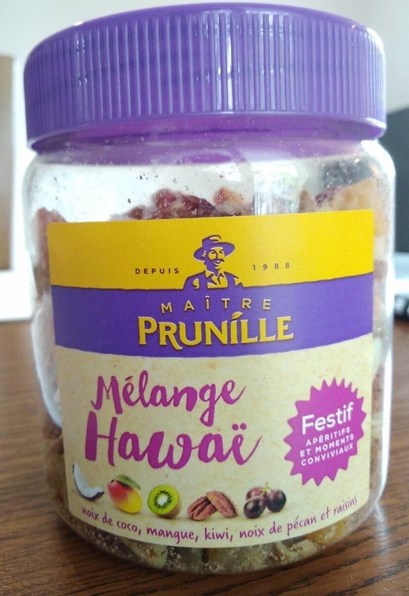 Mélange Hawaï - Produit - fr
