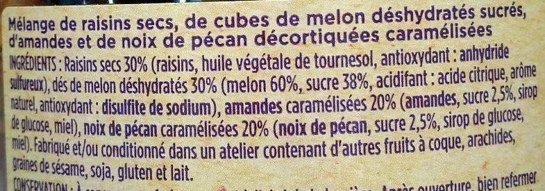 Mélange Mistral - Ingredients - fr