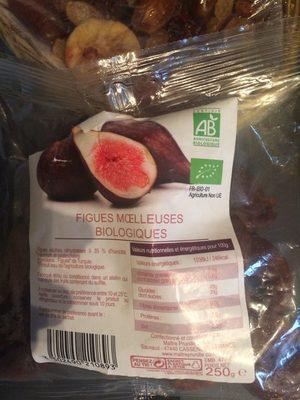 Figues Moelleuses Biologiques - Produit - fr