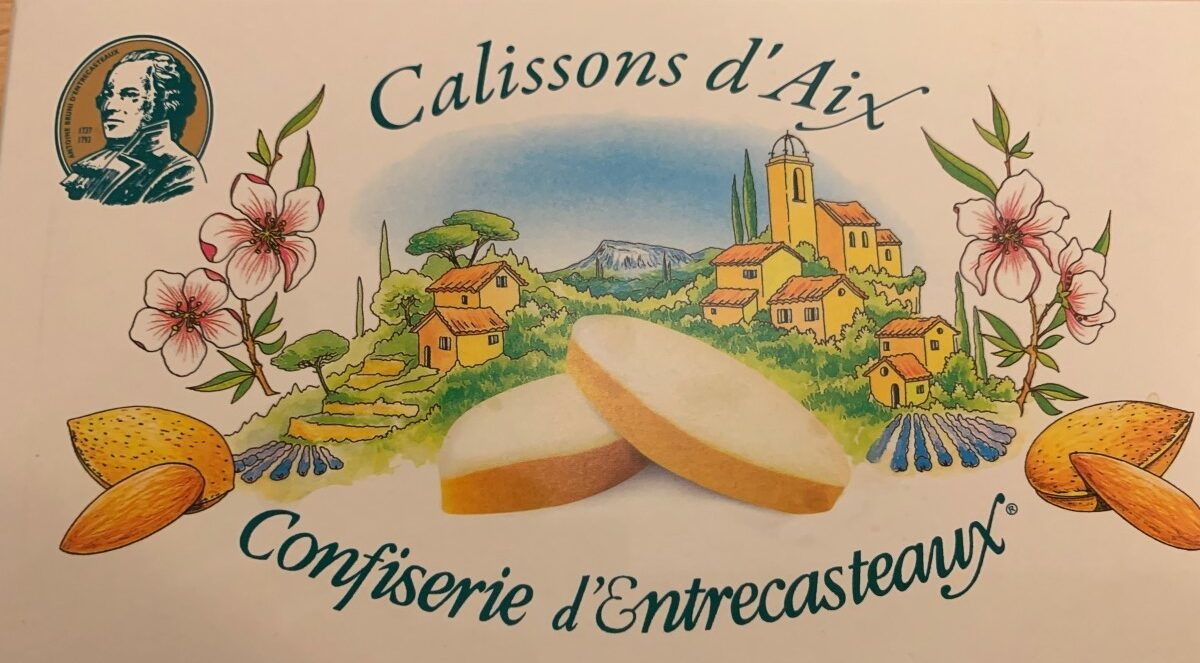 Calissons d'Aix - Product