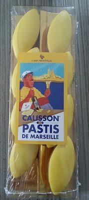 Calissons au pastis - Product
