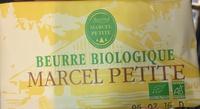 Beurre biologique - Product - fr