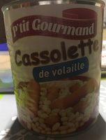 Cassolette De Volaille Ptit Gourmand - Product - fr