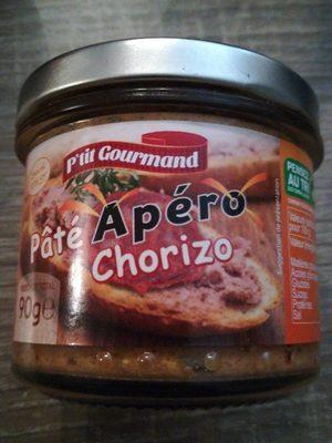 Pâté Apero Chorizo - Product - fr