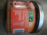 Pâté Apero Chorizo - Voedingswaarden - fr