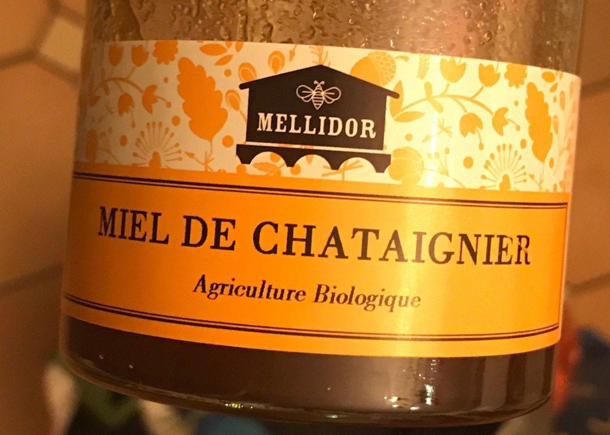 Miel Biologique De Châtaigner - Produit - fr