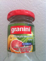 Bocal 25CL Granini Pamplemousse - Prodotto - fr