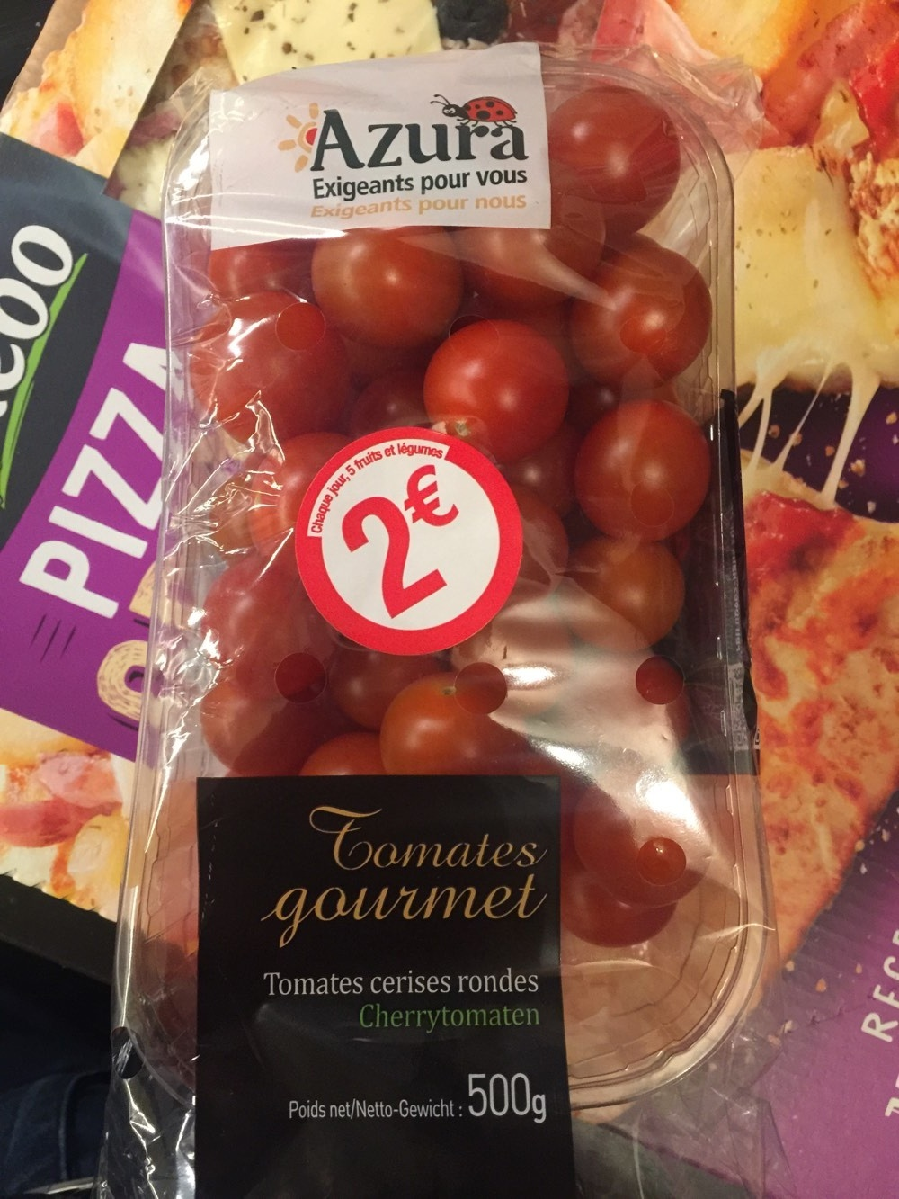 Tomates gourmet - Product - fr