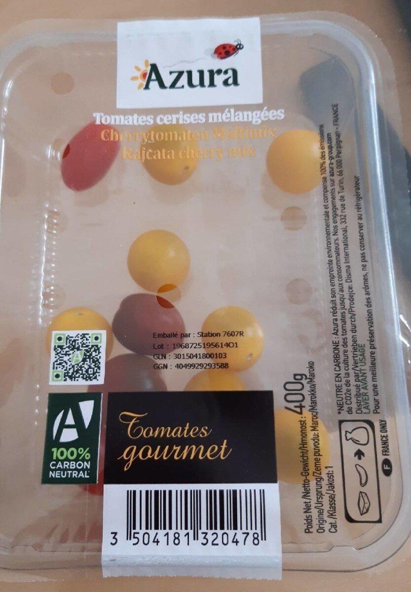 Tomates azura - Informations nutritionnelles - fr