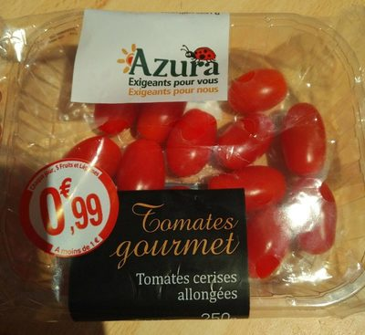 Tomates cerises allongées - Produit