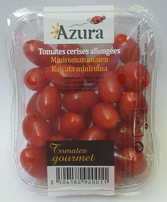 Tomates cerises allongées - Produkt - fr