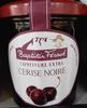 Confiture extra cerise noire - Produit