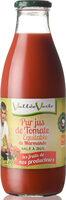 Pur jus de tomate salé 3g/l de Marmande Equitable - Product - fr