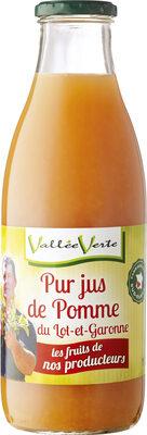 Pur jus de pomme du lot et Garonne - Prodotto - fr