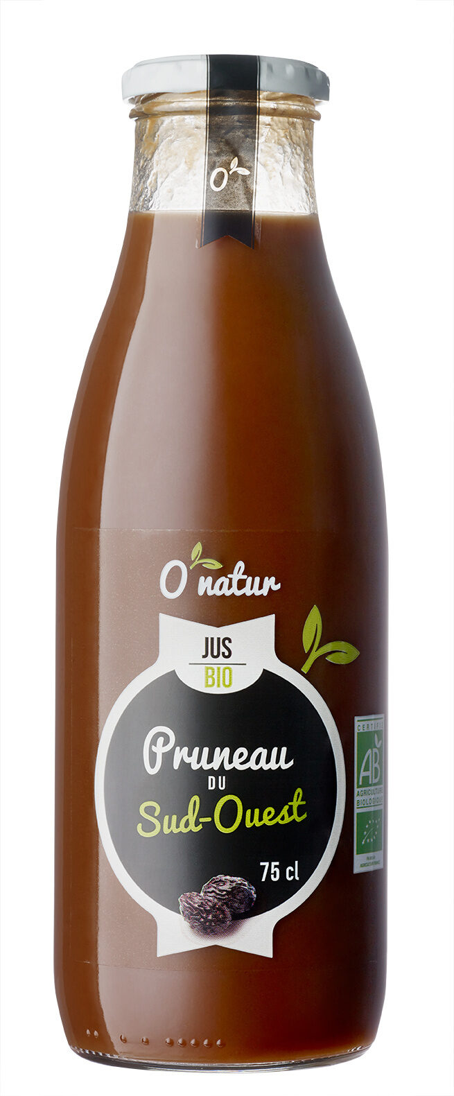 Jus de Pruneau du Sud-Ouest Bio - Prodotto - fr