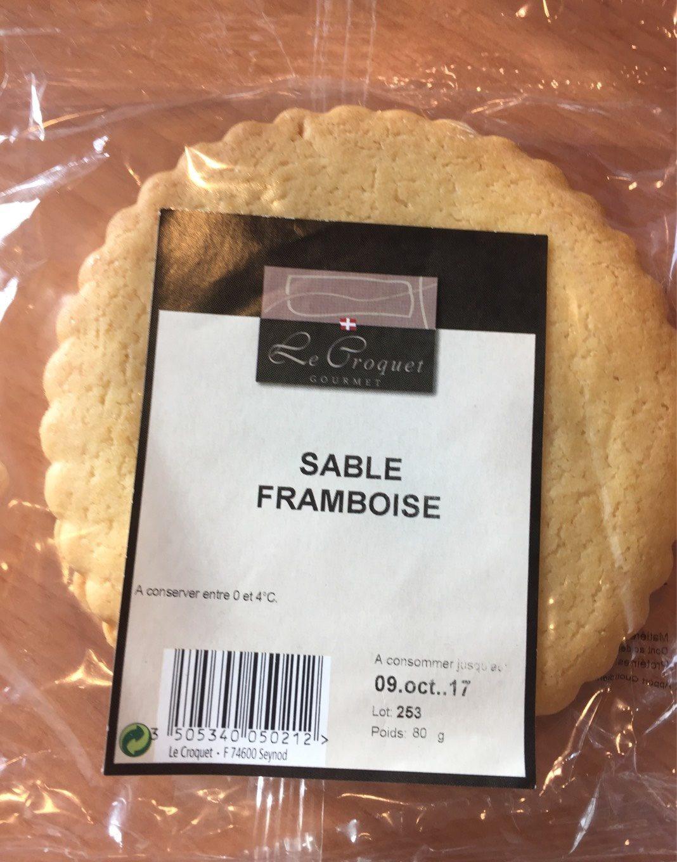 Sable Framboise - Produit - fr