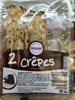2 Crêpes Chocolat - Product