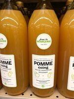 Jus de pomme coing - Produit - fr