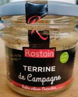 180G Terrine De Campagne - Produit - fr