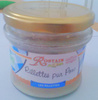 Rillettes pur Porc Rostain - Product