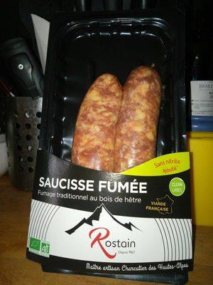 Saucisse fumée - Product - fr
