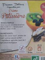 Preparation Pour Creme Patissiere - Product - fr