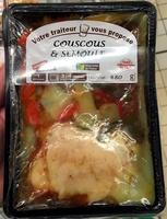 Couscous & Semoule - Produit