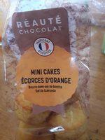 Mini cake écorces orange - Product
