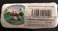 Chèvre fermier la Barotière - Product - fr