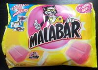 Malabar - tutti frutti - Produit - fr