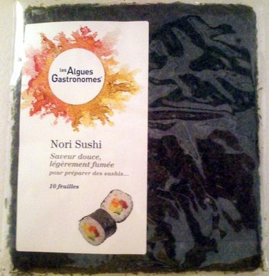 Nori Sushi - Produit - fr